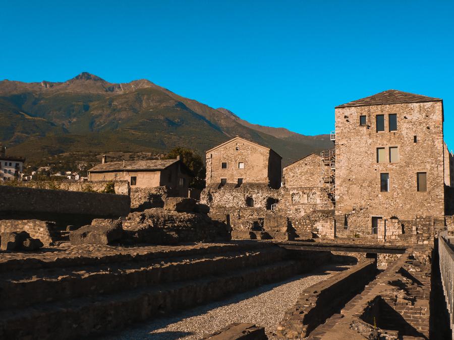 150m amphithéâtre romain